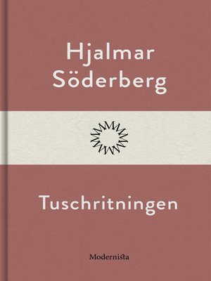 cover image of Tuschritningen