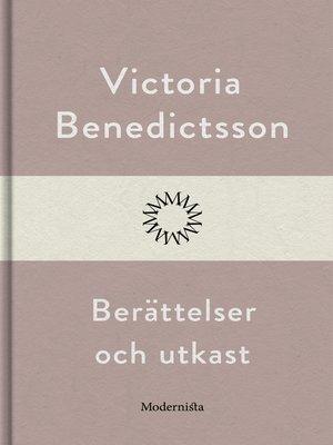 cover image of Berättelser och utkast