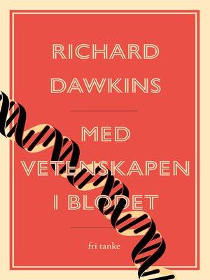 cover image of Med vetenskapen i blodet