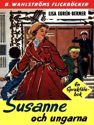 cover image of Fröken Sprakfåle 25--Susanne och ungarna