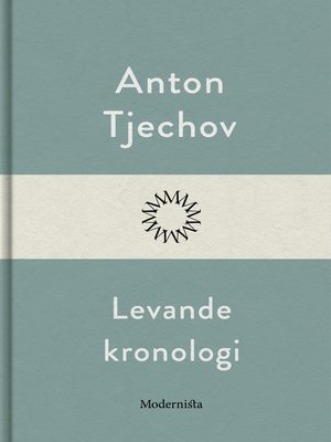 cover image of Levande kronologi