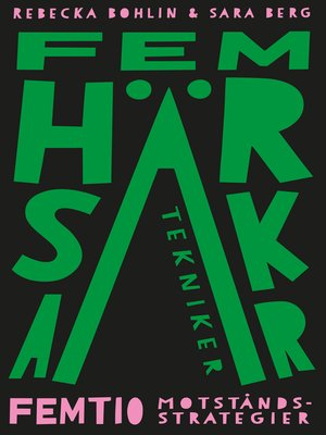 cover image of Fem härskartekniker