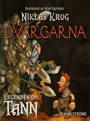 cover image of Legenden om Tann 9--Dvärgarna
