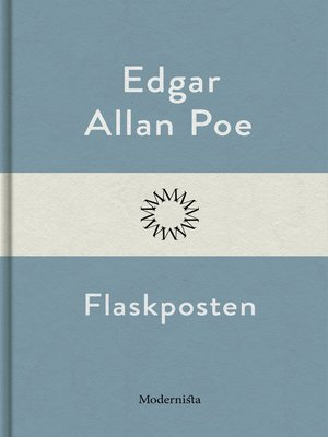 cover image of Flaskposten