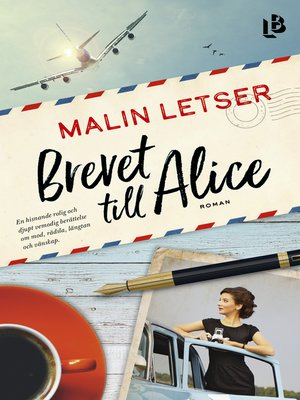 cover image of Brevet till Alice