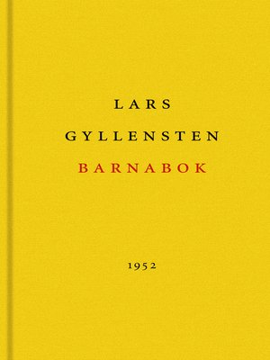 cover image of Barnabok