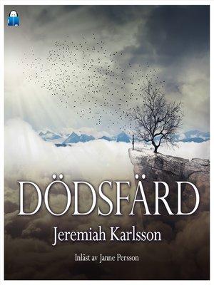 cover image of Dödsfärd