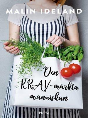 cover image of Den KRAV-märkta människan