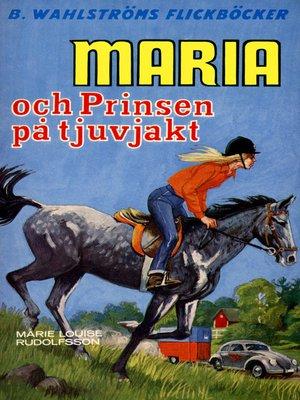 cover image of Maria 2--Maria och prinsen på tjuvjakt