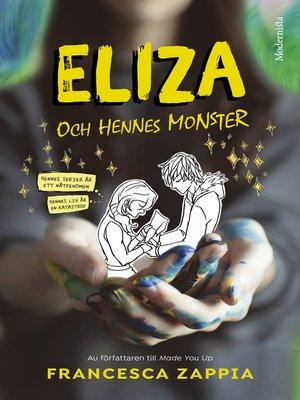 cover image of Eliza och hennes monster