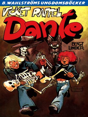 cover image of Dante 19--Vicket raffel, Dante