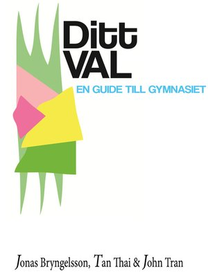 cover image of Ditt Val