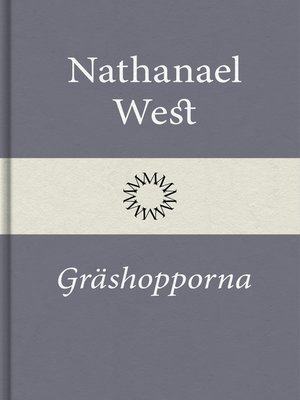 cover image of Gräshopporna