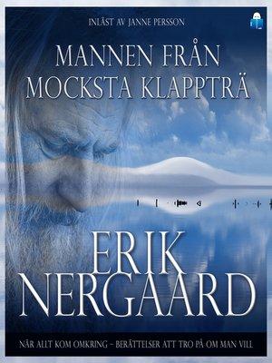 cover image of Mannen från Mocksta Klappträ