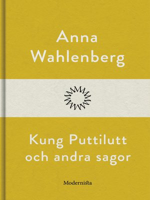 cover image of Kung Puttilutt och andra sagor