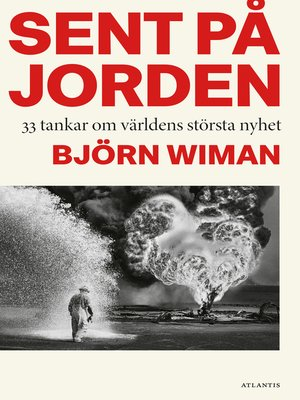 cover image of Sent på jorden