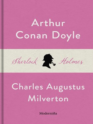 cover image of Charles Augustus Milverton (En Sherlock Holmes-novell)