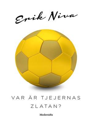 cover image of Var är tjejernas Zlatan?