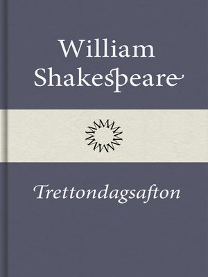 cover image of Trettondagsafton