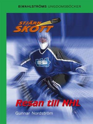 cover image of Stjärnskott 1--Resan till NHL