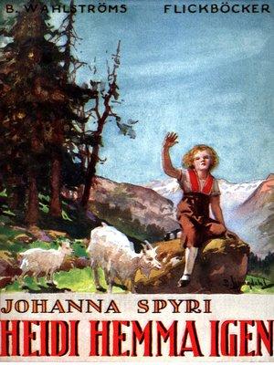 cover image of Heidi, hemma igen