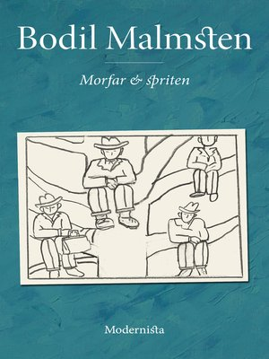 cover image of Morfar och spriten