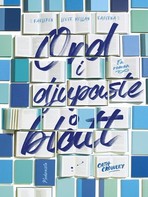 cover image of Ord i djupaste blått