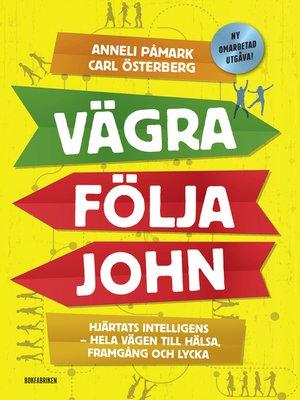 cover image of Vägra följa John
