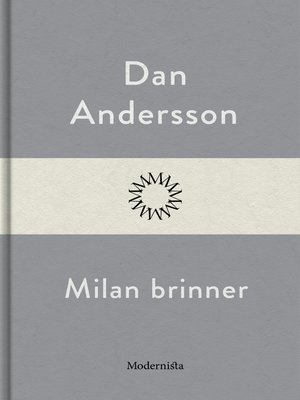 cover image of Milan brinner