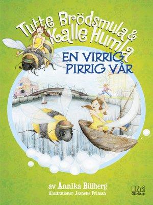 cover image of En virrig pirrig vår