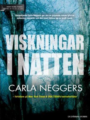 cover image of Viskningar i natten