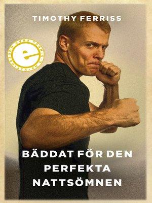 cover image of Bäddat för den perfekta nattsömnen