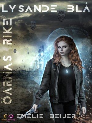 cover image of Lysande blå