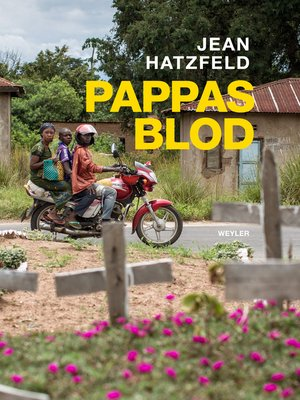 cover image of Pappas blod