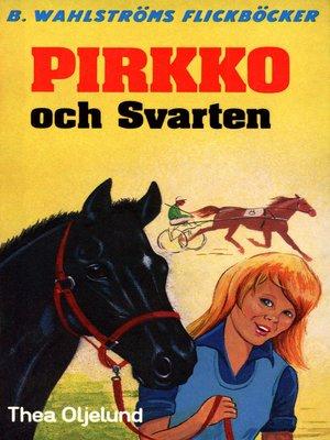 cover image of Pirkko 2--Pirkko och Svarten