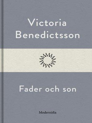 cover image of Fader och son