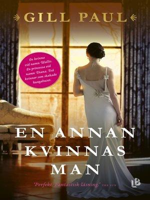 cover image of En annan kvinnas man