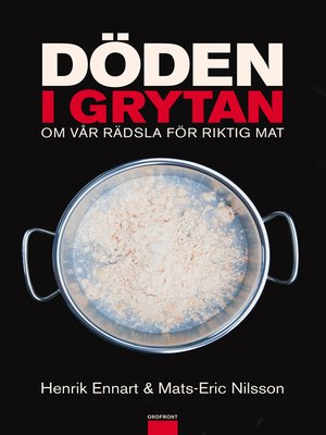 cover image of Döden i grytan