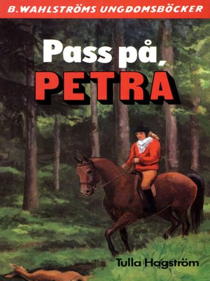 cover image of Petra 6--Pass på, Petra