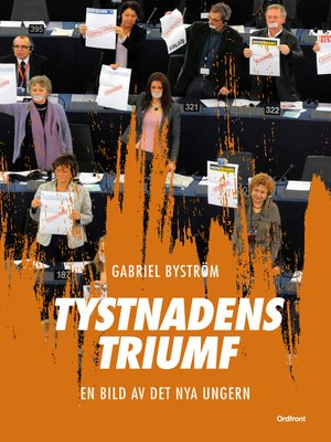 cover image of Tystnadens triumf