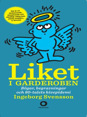 cover image of Liket i garderoben