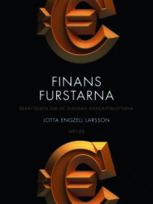 cover image of Finansfurstarna