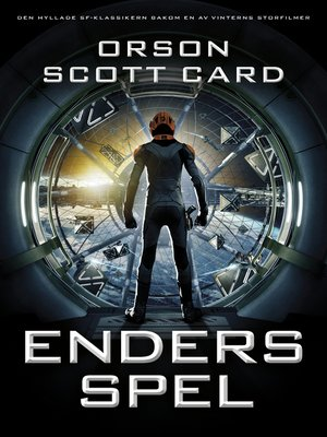 cover image of Enders spel