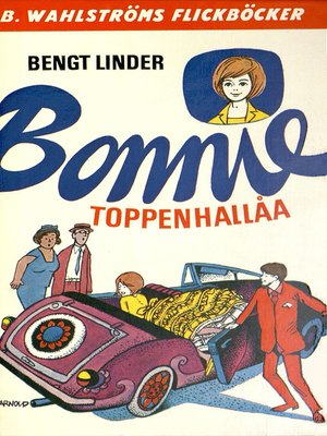 cover image of Bonnie 3--Bonnie, toppenhallåa
