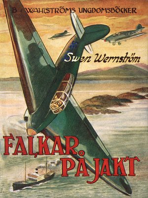 cover image of Falkar på jakt