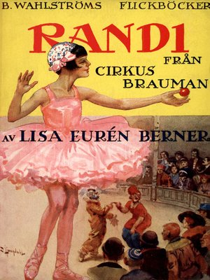 cover image of Randi från Cirkus Brauman
