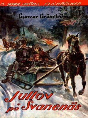 cover image of Jullov på Svanenäs