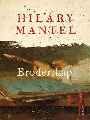 cover image of Broderskap