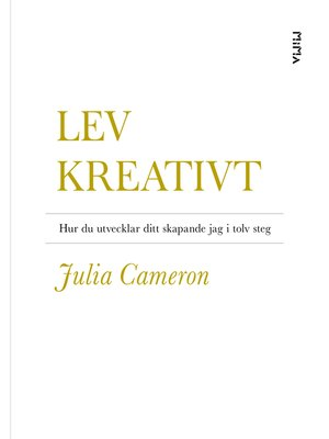 cover image of Lev kreativt