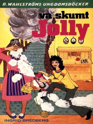cover image of Jolly 3--Va skumt, Jolly